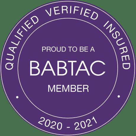 BABTAC Insured Hair & Makeup Artist